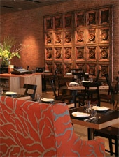 Dining Room at Sunda, Chicago, IL