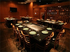 Dining room at Shinto Japanese Steakhouse & Sushi Bar, Naperville, IL