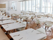 Dining Room at Terzo Piano, Chicago, IL