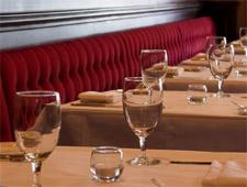 Dining room at Il Poggiolo, Hinsdale, IL