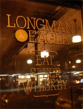 Dining Room at Longman & Eagle, Chicago, IL