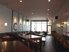 Dining Room at Ceres' Table, Chicago, IL