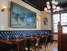 Dining Room at Owen & Engine, Chicago, IL