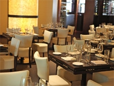 Dining room at Quay, Chicago, IL