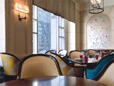 Dining Room at Allium, Chicago, IL