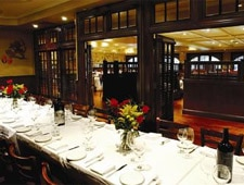 Dining Room at The Palm, Chicago, IL
