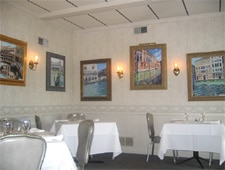 Dining Room at Le Vichyssois, Lakemoor, IL