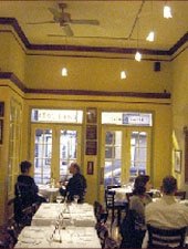 Dining Room at Chez Joel, Chicago, IL