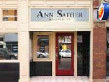 Dining Room at Ann Sather, Chicago, IL