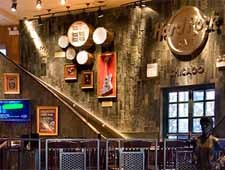 Dining room at Hard Rock Cafe, Chicago, IL