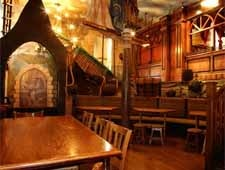 Dining Room at Fado, Chicago, IL