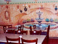 Dining room at Nuevo Leon, Chicago, IL