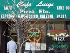 Cafe Luigi, Chicago, IL