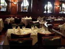 Dining room at Carmine's, Chicago, IL