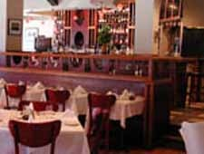 Dining room at Francesca's on Taylor, Chicago, IL
