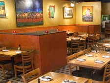 Dining room at Frontera Grill, Chicago, IL