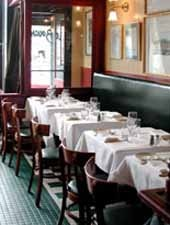 Dining Room at Le Bouchon, Chicago, IL
