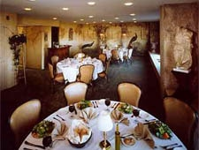 Dining room at Primavista, Cincinnati, OH
