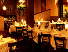 Dining Room at Mallorca, Cleveland, OH