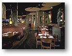 Dining room at P.F. Chang's China Bistro, Beachwood, OH