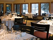 Dining Room at Terra Bistro, Vail, CO