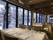 Dining Room at Sweet Basil, Vail, CO