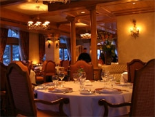 Dining room at Splendido at The Chateau, Beaver Creek, CO