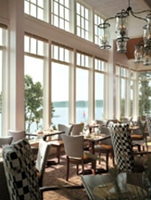 Dining Room at Twenty-eight Atlantic, Harwich, MA
