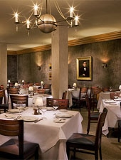 Dining Room at Peninsula Grill, Charleston, SC