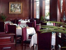 Dining Room at Grill 225, Charleston, SC