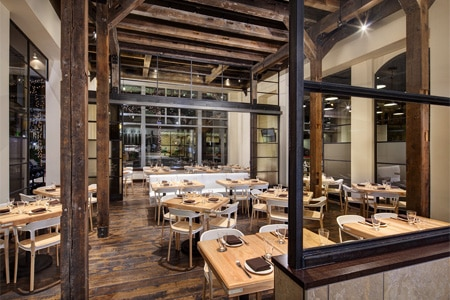 Cicchetti, one of the Top 10 New & Notable Restaurants in Chicago