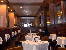 Dining room at Bobby Van's Steakhouse, Washington, DC