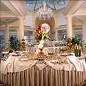 Dining room at The Colonnade, Washington, DC