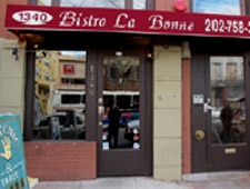 THIS RESTAURANT HAS CHANGED LOCATIONS Bistro La Bonne, Washington, DC