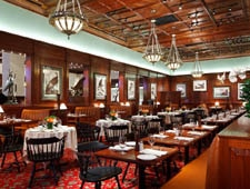 Dining room at The Hamilton, Washington, DC