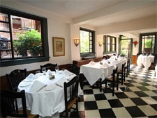 Dining Room at Tabard Inn, Washington, DC