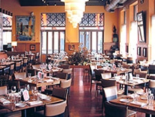 Dining Room at Ferre Ristorante e Bar, Fort Worth, TX