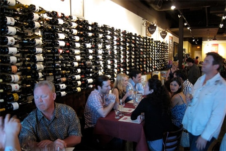 Veritas Wine Room, Dallas, TX