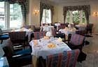 Dining room at The Landmark Restaurant, Dallas, TX