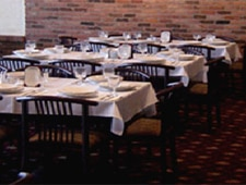 Dining room at Antonio's Cucina Italiana, Dearborn Heights, MI