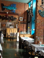 Dining Room at Jax Fish House, Denver, CO