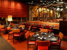 Dining room at Zengo, Denver, CO