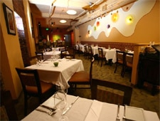 Dining room at Rioja, Denver, CO