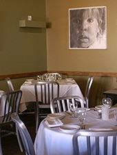 Dining Room at Luca d'Italia, Denver, CO