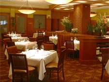 Dining room at Elway's Cherry Creek, Denver, CO