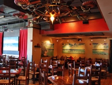 Dining Room at Lola Mexican Fish House, Denver, CO