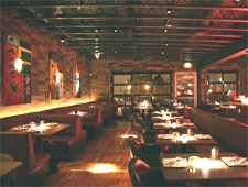 Dining Room at Root Down , Denver, CO