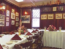 Dining room at Billy's Tap Room & Grill, Ormond Beach, FL