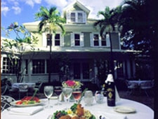 Dining room at The Veranda, Fort Myers, FL