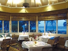 Dining Room at Thistle Lodge at Casa Ybel Resort, Sanibel, FL
